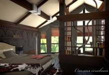 Спальня основная