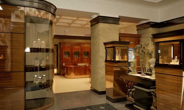 Магазин элитных часов в Донецке
