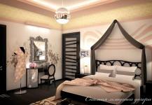 Спальня младшей дочери