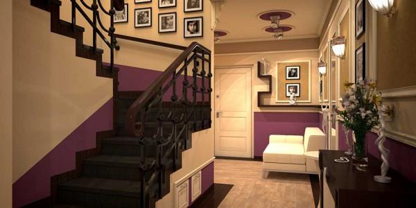 Двухуровневые апартаменты в Киеве